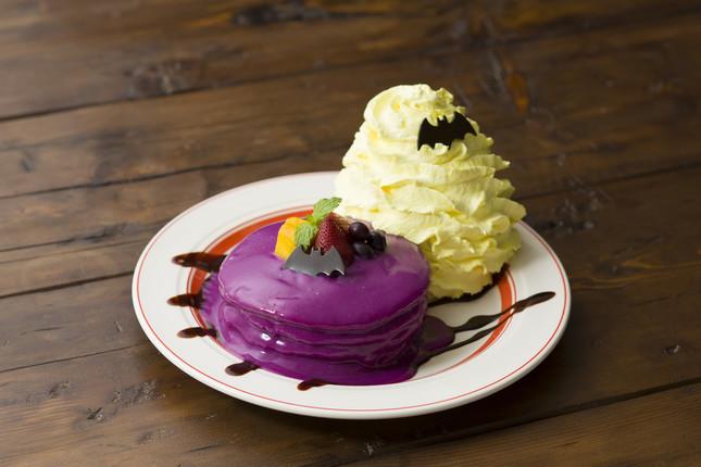 「トリックブラッドパンケーキ」