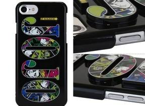 「ジョジョの奇妙な冒険」の主要キャラ勢揃い 立体ロゴがインパクト大のiPhone 7ケース