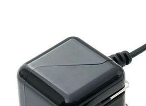 USB Type-Cコネクター搭載、ケーブル一体型のコンパクトなACアダプター