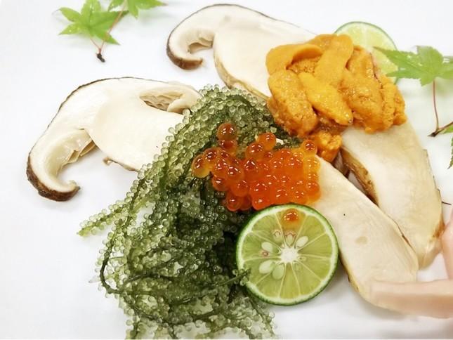 専門店ならではの松茸料理が食べられる