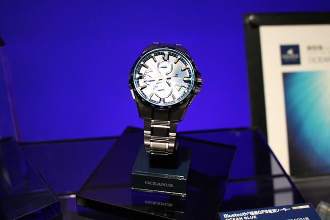 11月発売予定の「OCEANUS」シリーズの新モデル「OCW-T2610F-2AJF」(12万円)