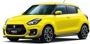 スズキ、小型乗用車の新型「スイフトスポーツ」発売 より軽量で高性能な1台
