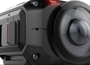4K/30fps~最大5.7K動画を撮影可能 ガーミン初の360度アクションカメラ「VIRB 360」