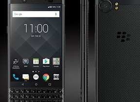 物理キーボード搭載スマホ「BlackBerry KEYone」がスペックアップ