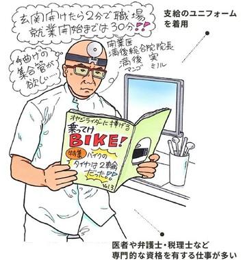 宮崎県のお父さんのイメージ