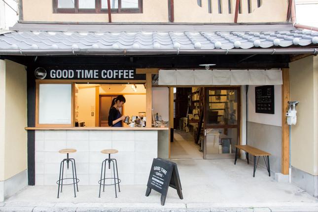 町屋からコーヒースタンドへ