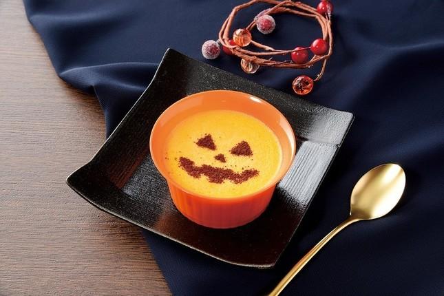 「石川県産味平かぼちゃの濃厚プリン」(165円)
