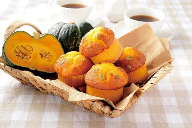 えびすかぼちゃマフィン(140円) 10月17日発売