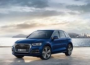 新型Audi Q5シリーズの誕生記念 限定モデル「Audi Q5 1st edition」250台限定