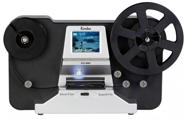懐かしいフィルムライブラリーをデジタル化して手軽に楽しめる