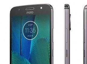 1300万画素デュアルカメラ搭載 モトローラのSIMフリースマホ「Moto G5S Plus」