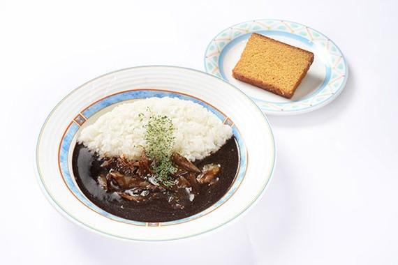 日本食堂謹製 NRE特製ハヤシライス(プチデザート付)