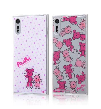 「ピンクリボン」活動をピンクのクマ「モモ」がサポート