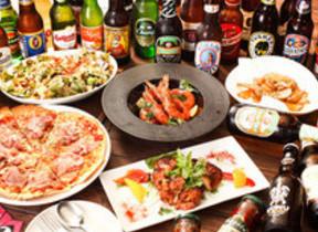 アキバで世界40種のビールが飲み放題 「旅ノリ」料理と一緒に飲み尽くせ!