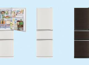 働く単身女性の家事をサポート 女性社員チームが開発した3ドア冷蔵庫