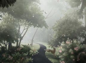 画家・岡田尚子氏、版画展を開催 狼とカラスを描き続けた11年の集大成が集結