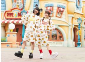 渡辺直美さんプロデュース「PUNYUS」がTDLに! Tシャツやイヤーハットなど全8種