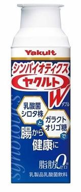 乳酸菌シロタ株とガラクトオリゴ糖をWで摂れる!