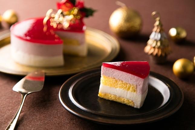 ライザップより、低糖質のクリスマスケーキ発売