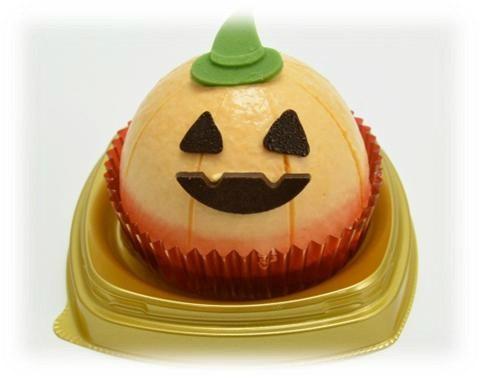 10月27日発売の「チョコクリームとえびすかぼちゃケーキ」