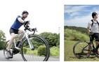 ロードバイクタイプの電動アシスト自転車「YPJ-R」2018年モデル ヤマハらしいブルーをアクセントに!