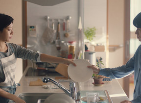 P&G、「家事分担」動画を公開 犬山紙子「今の女性の姿がよく出ている」