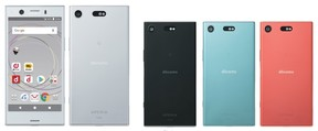 「Xperia XZ1 Compact」 約4.6型ディスプレイのコンパクトボディ、「Android 8.0」搭載