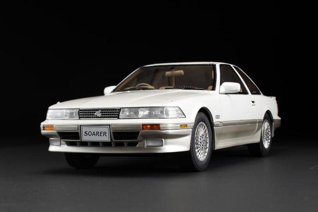 「トヨタ ソアラ 3.0GT リミテッド (MZ21) 1990 エアサスペンション仕様」