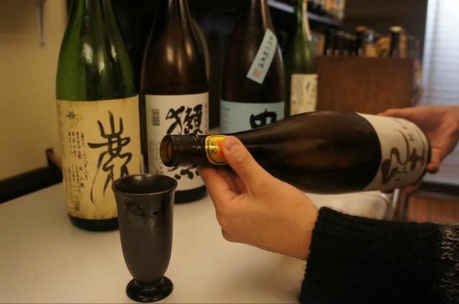 2時間999円で日本酒など和酒飲み放題!
