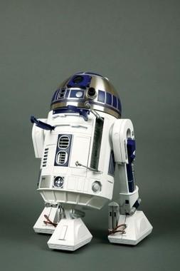 「R2-D2」をこの手で組み立てられる