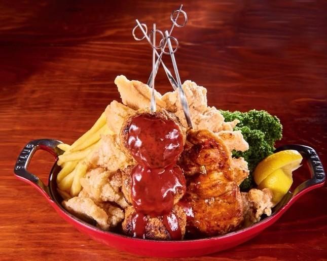 2時間999円で肉盛が食べ放題!