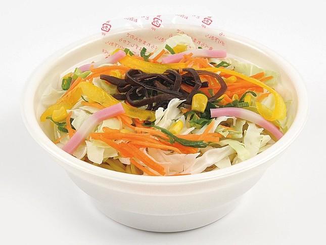 「トップバリュ 彩り野菜タンメン」