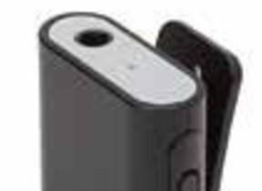 手持ちのイヤホンをワイヤレス化できる「ワイヤレス オーディオレシーバー」