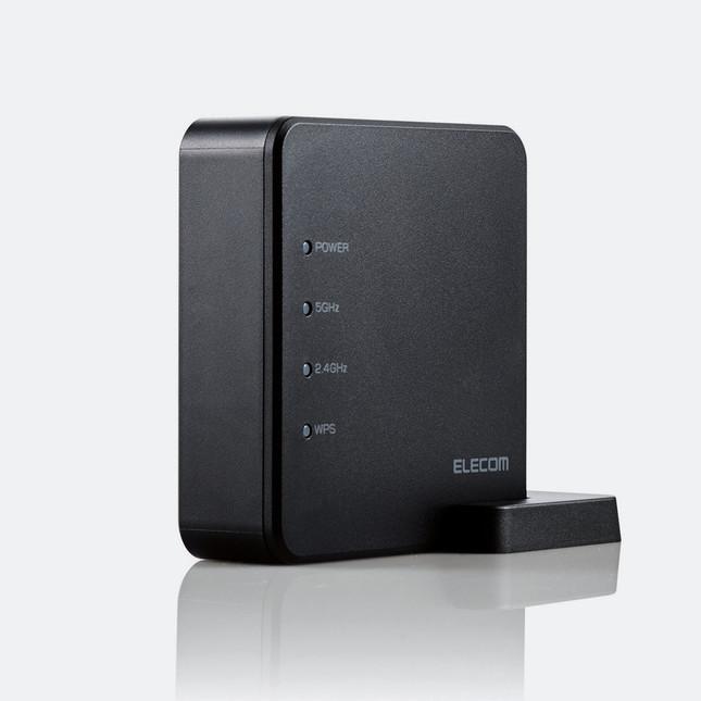 自分のプライバシーを守りながらゲストにWi-Fi環境を提供できる
