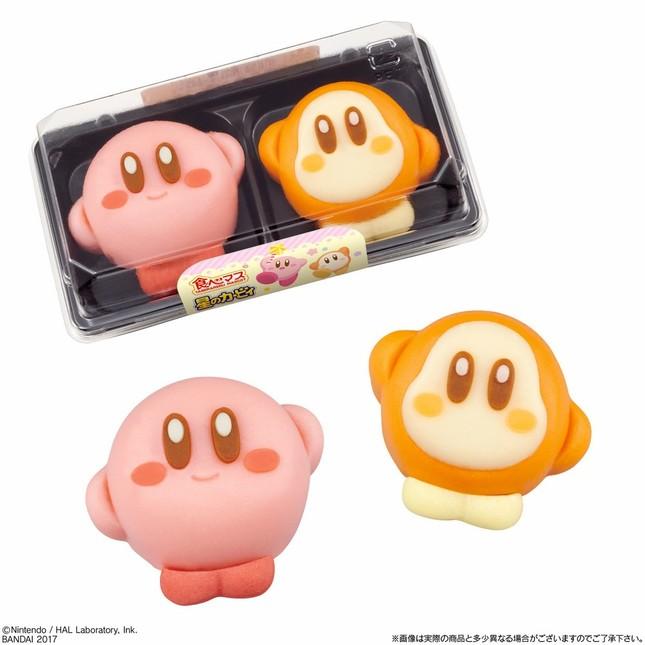 カービィとワドルディ(C)Nintendo / HAL Laboratory, Inc.