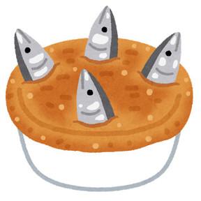 イワシの頭がど~ん! イギリス料理「スターゲイジーパイ」の見た目が「やべぇ」