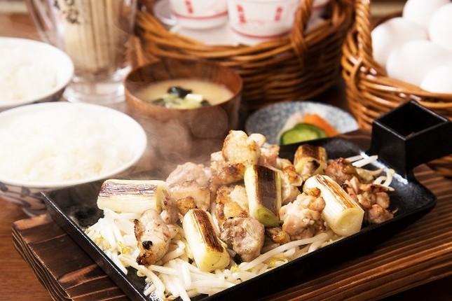 宮崎県産の若鶏を空輸!鮮度抜群の鶏肉だって500円