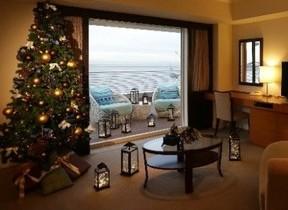 神戸メリケンパークオリエンタルホテルでXmas 1日2室限定の特別ステイ