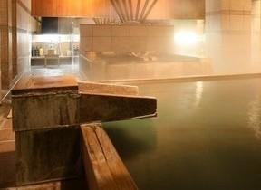 星野リゾート 界 松本の大浴場を1時間貸し切り 「冬の温泉逗留ひとり旅プラン」