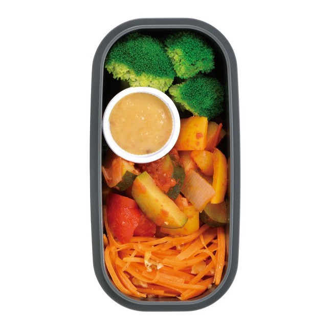 野菜もたっぷり