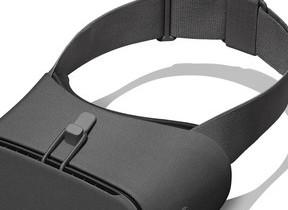 スマホにセットでVRやゲームを楽しめるヘッドセット「Google Daydream View」