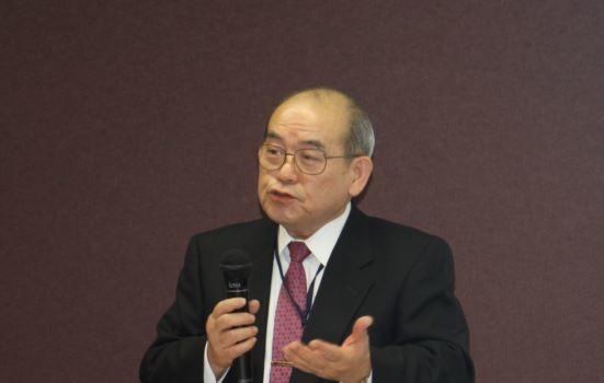 アレルギー患者の声を届ける会代表理事の武川篤之氏(2017年11月26日撮影)