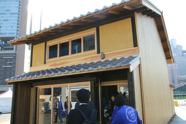 京都大学のZEH「まちや+こあ」