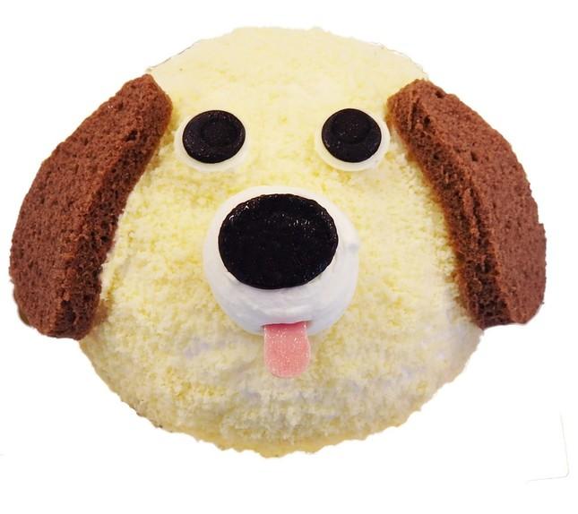 干支のケーキ(戌)