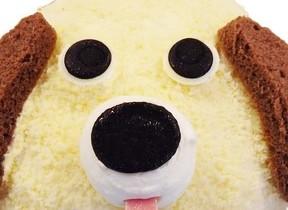 めちゃかわ! わんわんケーキ、あべのハルカスで買えるよ