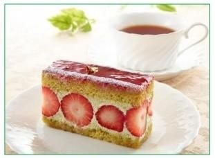 上質な大人旅のお供にオリジナルケーキはいかが?