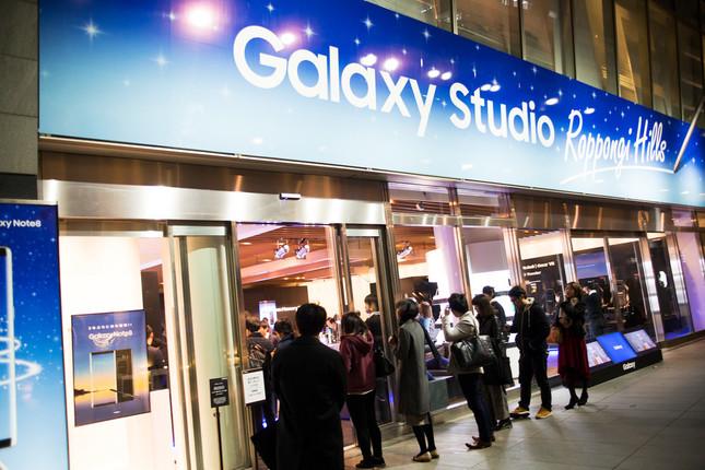 「Galaxy Studio Roppongi Hills」