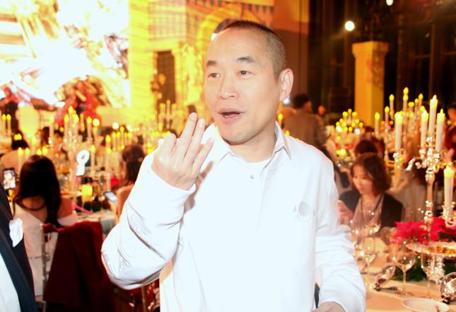 Jeffrey Huang氏