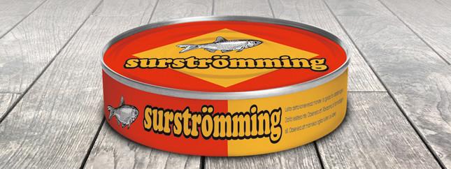 「世界一臭い缶詰」とされるシュールストレミング