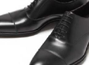 【紳士用の革靴】クッション性と反発性を併せ持った高機能シート「TURBOFLEX」を内蔵
